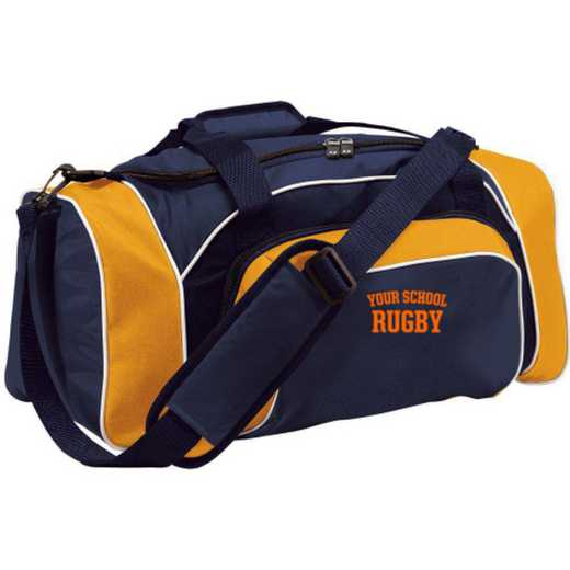 Rugby Embroidered Holloway League Duffel Bag