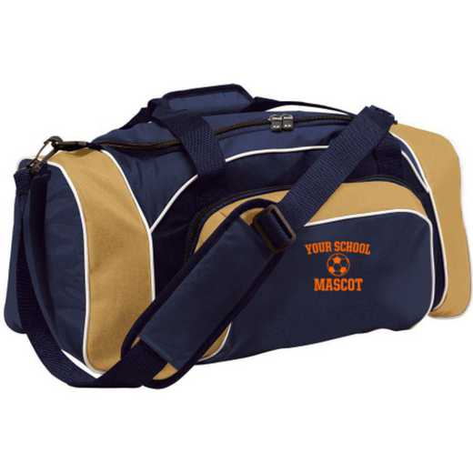 Soccer Embroidered Holloway League Duffel Bag