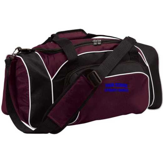 Student Council Embroidered Holloway League Duffel Bag
