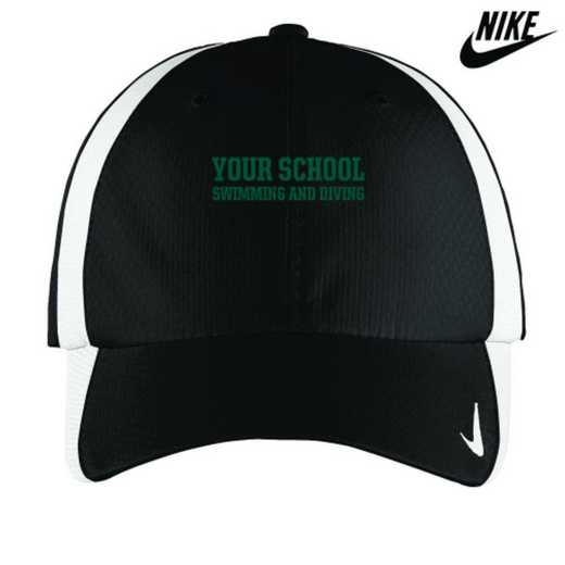 Swimming and Diving Embroidered Nike Sphere Dry Cap
