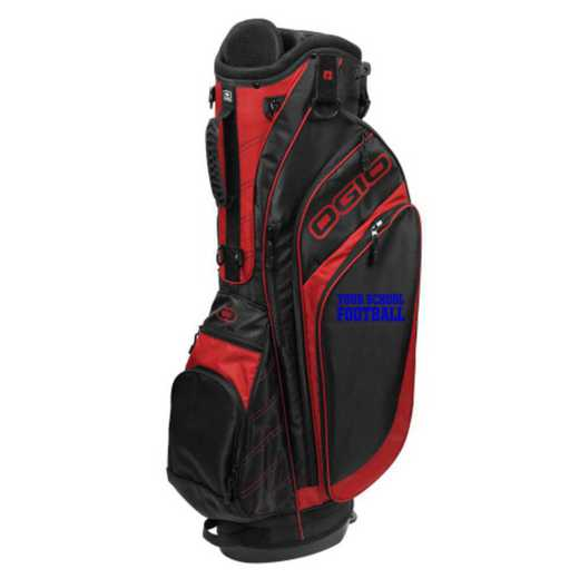 Football OGIO XL Extra Light Golf Bag