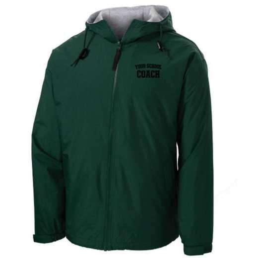 Coach Embroidered Nylon Team Jacket