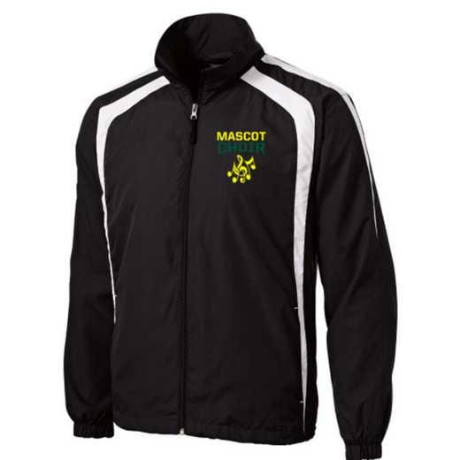Men's Choir Embroidered Lightweight Raglan Jacket