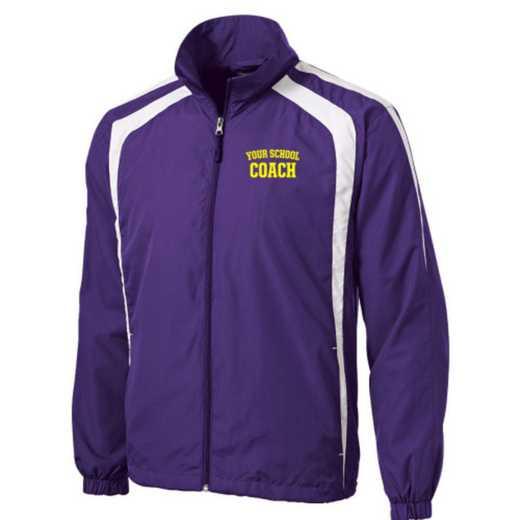Men's Coach Embroidered Lightweight Raglan Jacket