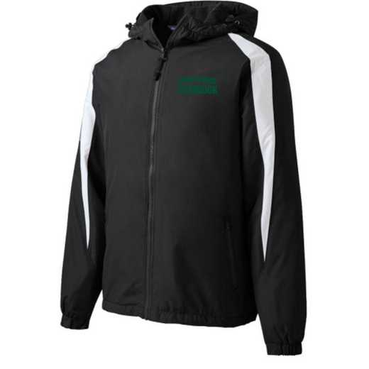 Embroidered Port and Company Waterproof Rain Jacket