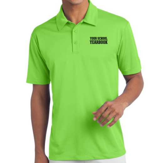 Embroidered Silk Touch Performance Polo