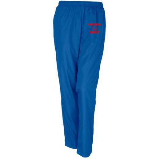 Football Embroidered Sport-Tek Womens Tricot Track Pant