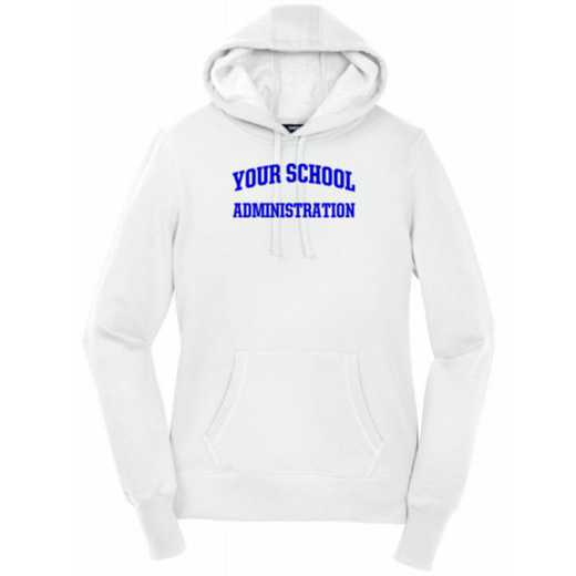 Women's Administration Heavy Cotton Hoodie
