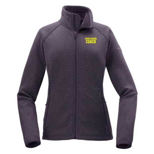 Coach The North Face Ladies' Canyon Flats Fleece Jacket