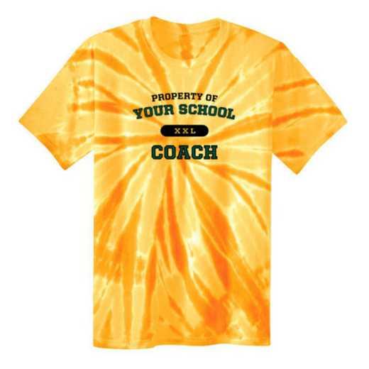 Coach Youth Tie Dye T-Shirt