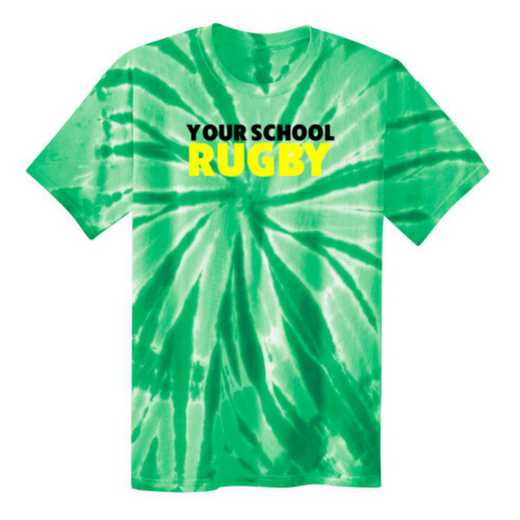Rugby Youth Tie Dye T-Shirt