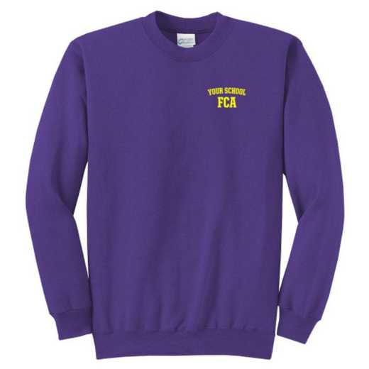 FCA Youth Crewneck Sweatshirt