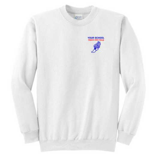 Track and Field Youth Crewneck Sweatshirt
