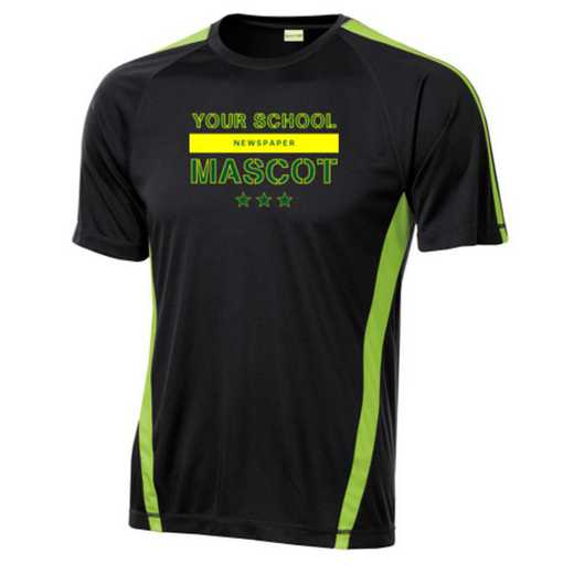 Newspaper Sport-Tek Colorblock Competitor T-Shirt