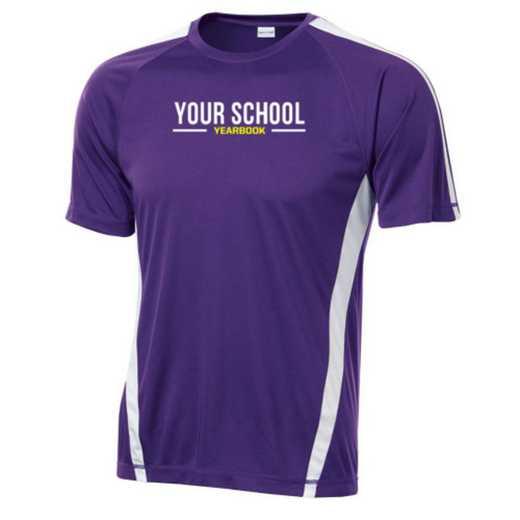 Sport-Tek Colorblock Competitor T-Shirt