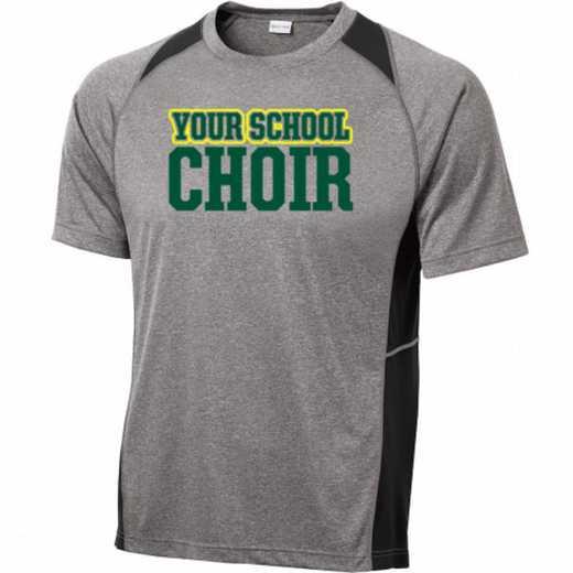 Choir Sport-Tek Heathered Short Sleeve Performance T-shirt