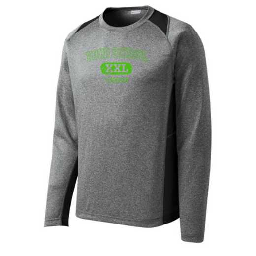 Sport-Tek Vintage Heather Long Sleeve Competitor T-shirt