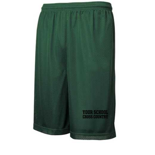 Cross Country Embroidered Sport-Tek 9 inch Classic Mesh Short