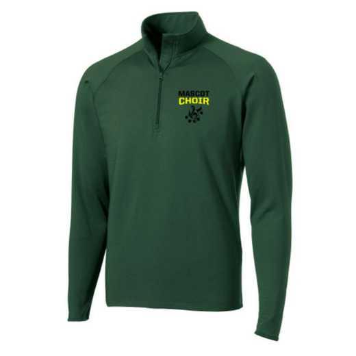 Choir Sport-Tek Embroidered Mens Half Zip Stretch Pullover