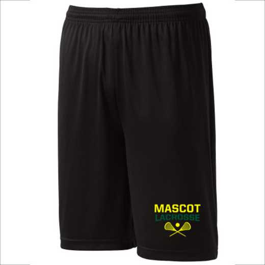 Lacrosse Youth Sport-Tek 9 inch Competitor Short