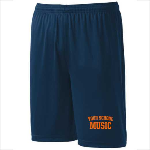 Music Youth Sport-Tek 9 inch Competitor Short