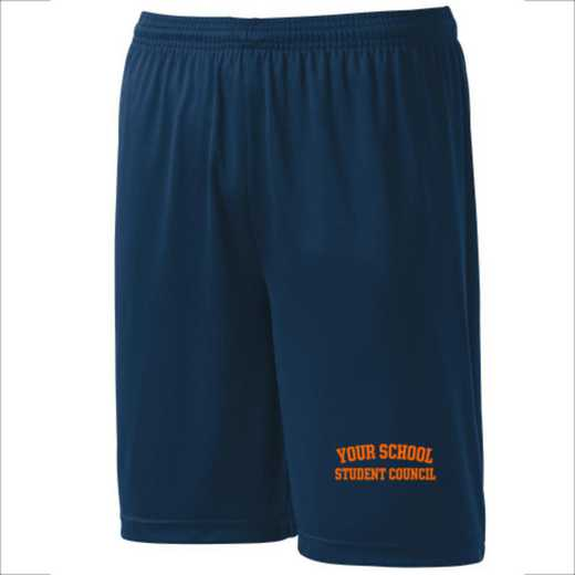 Student Council Youth Sport-Tek 9 inch Competitor Short