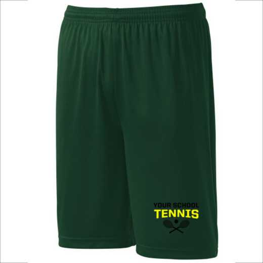 Tennis Youth Sport-Tek 9 inch Competitor Short