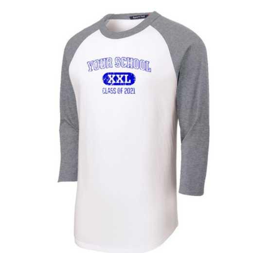 Class of  Youth Sport-Tek Baseball T-Shirt
