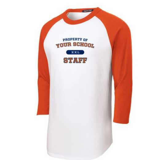 Staff Youth Sport-Tek Baseball T-Shirt