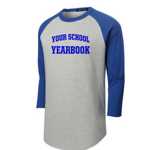 Youth Sport-Tek Baseball T-Shirt