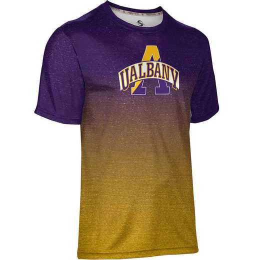 ProSphere University at Albany Boys' Performance T-Shirt (Ombre)