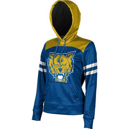 Fort Valley State University Women's Pullover Hoodie, School Spirit Sweatshirt (Game Day)