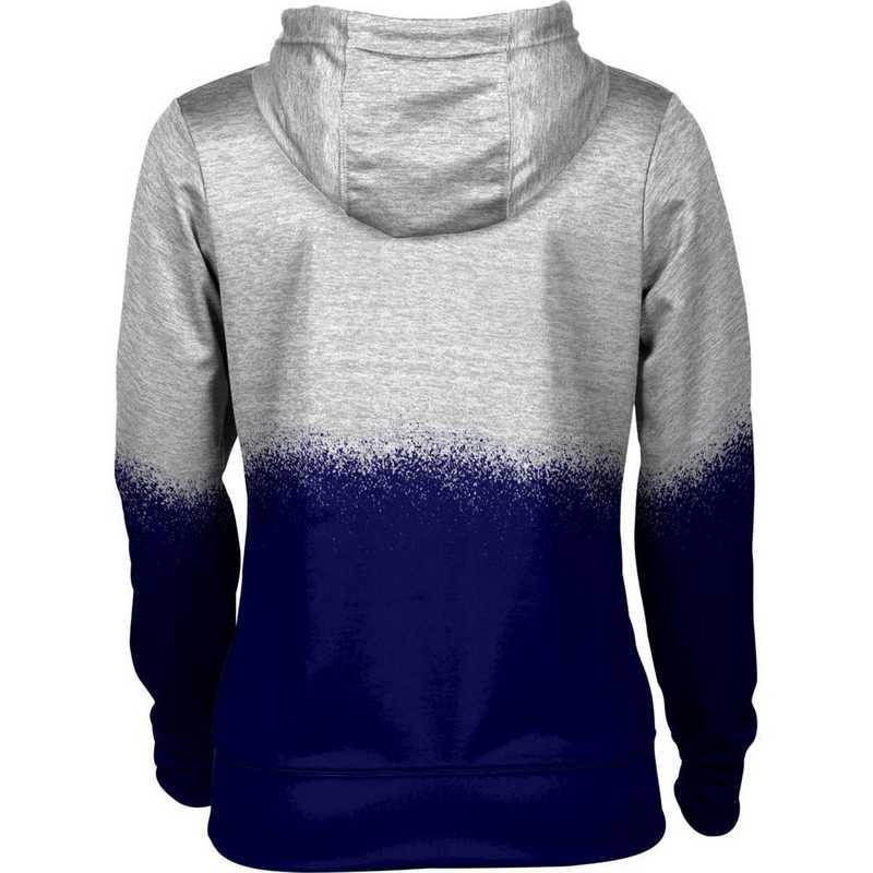 School Spirit Sweatshirt Spray Over Murray State University Girls Zipper Hoodie