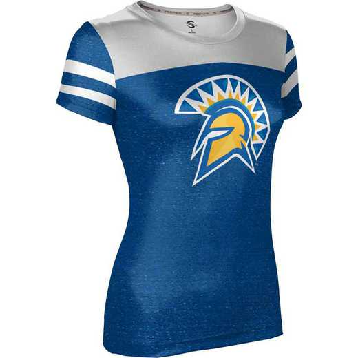 ProSphere San Jose State University Girls' Performance T-Shirt (Gameday)