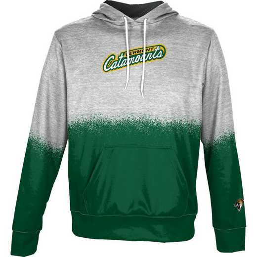 University of Vermont Boys' Pullover Hoodie, School Spirit Sweatshirt (Spray)