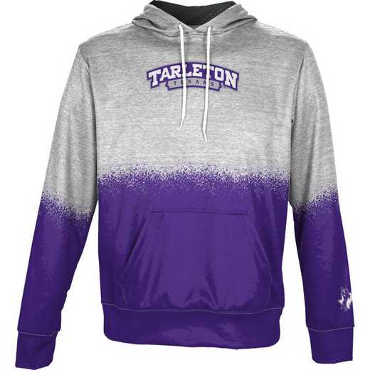 Tarleton State University Boys' Pullover Hoodie, School Spirit Sweatshirt (Spray)