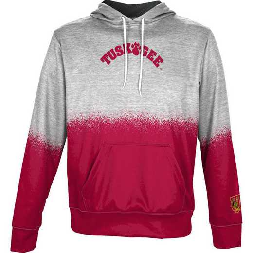 Tuskegee University Boys' Pullover Hoodie, School Spirit Sweatshirt (Spray)