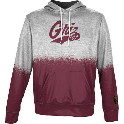 University of Montana Boys' Pullover Hoodie, School Spirit Sweatshirt (Spray)