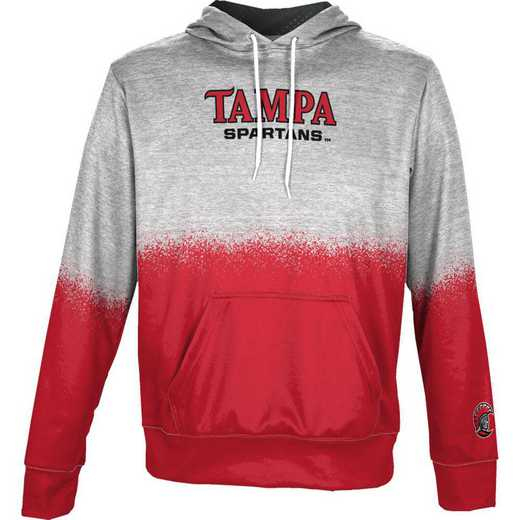 University of Tampa Boys' Pullover Hoodie, School Spirit Sweatshirt (Spray)
