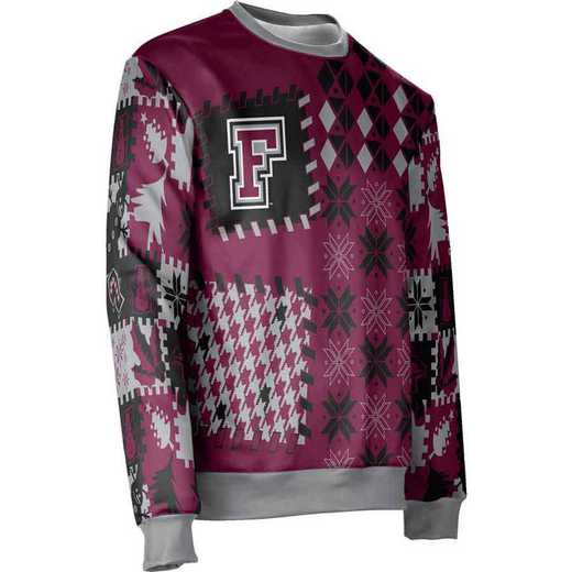 ProSphere Fordham University Ugly Holiday Unisex Sweater - Tradition