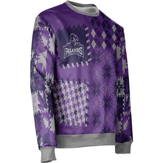 ProSphere Furman University Ugly Holiday Unisex Sweater - Tradition