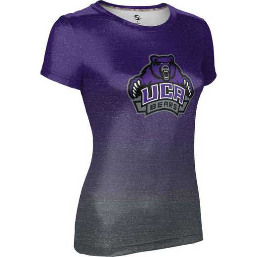 ProSphere University of Central Arkansas Girls' Performance T-Shirt (Ombre)