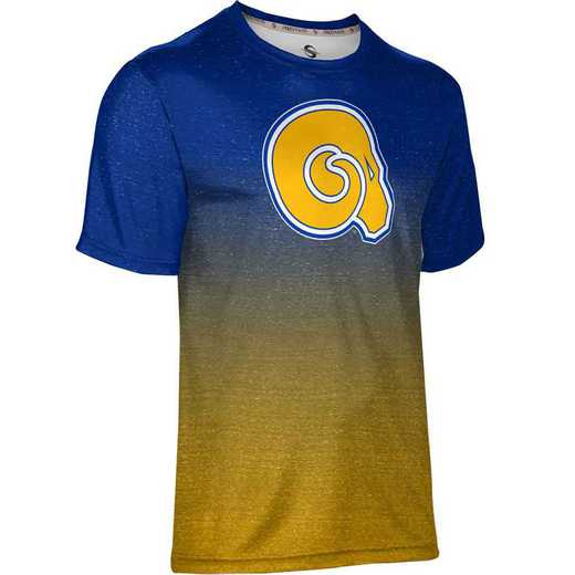 ProSphere Albany State University Boys' Performance T-Shirt (Ombre)