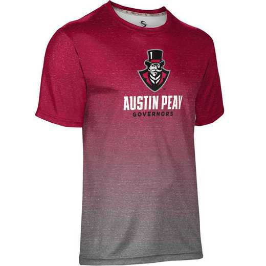 ProSphere Austin Peay State University Boys' Performance T-Shirt (Ombre)