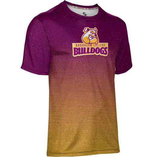 ProSphere Brooklyn College Boys' Performance T-Shirt (Ombre)