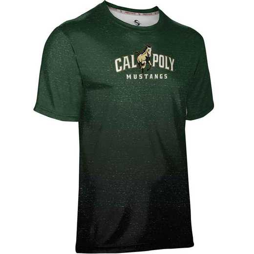 California Polytechnic State University Boys' Performance T-Shirt (Ombre)
