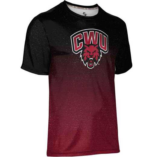 ProSphere Central Washington University Boys' Performance T-Shirt (Ombre)