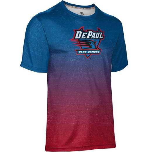 ProSphere DePaul University Boys' Performance T-Shirt (Ombre)