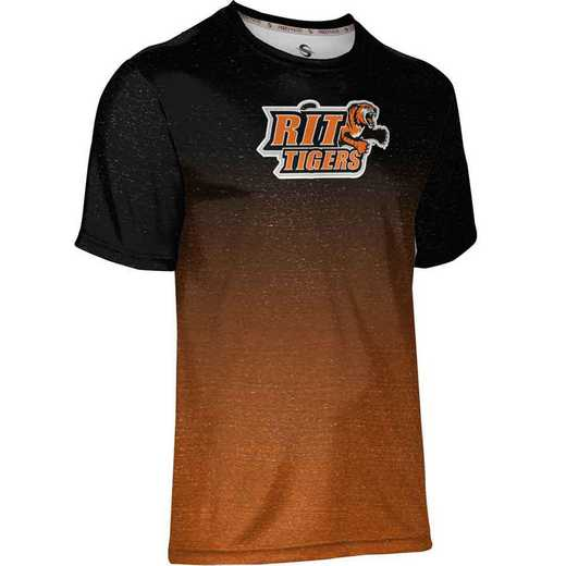 Rochester Institute of Technology University Boys' Performance T-Shirt (Ombre)