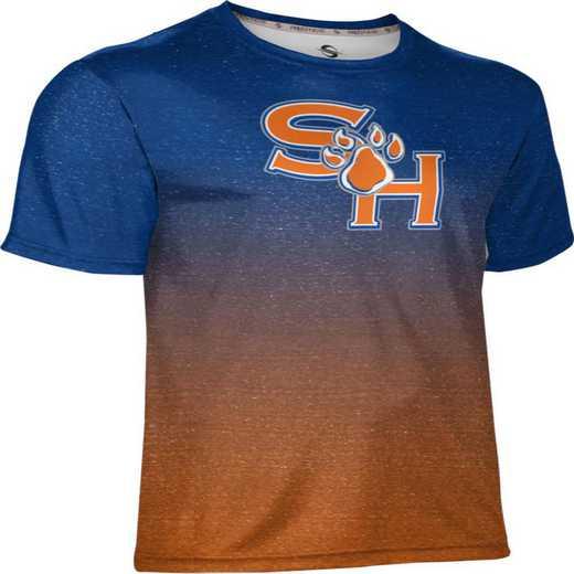 ProSphere Sam Houston State University Boys' Performance T-Shirt (Ombre)
